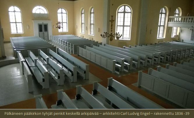Vieläkö nähdään kirkkorakennuksen suunnittelukilpailuja Ylivieskan jälkeen?
