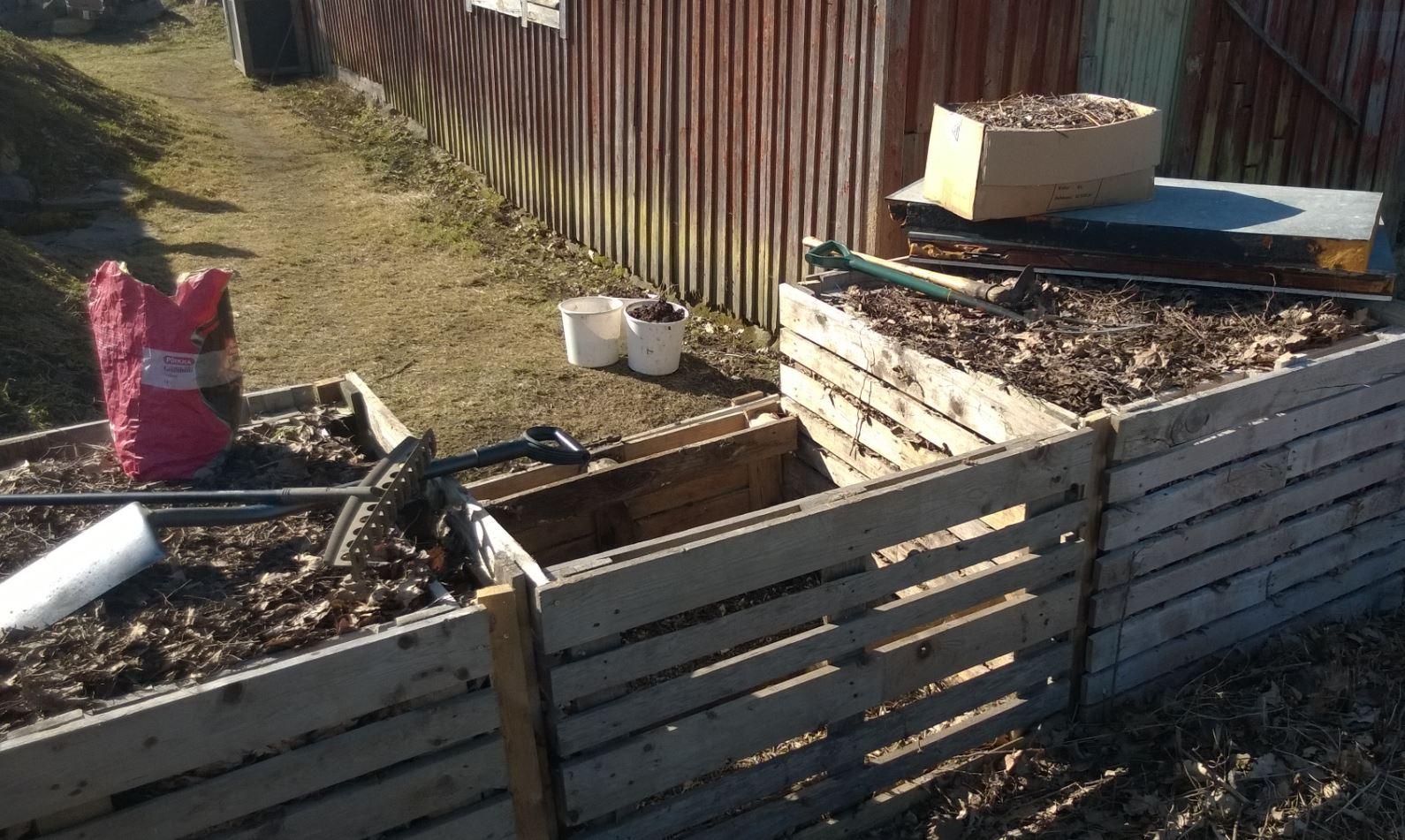 Kuinka suomalainen innostuisi kompostoinnista ja kuivakäymälöistä?
